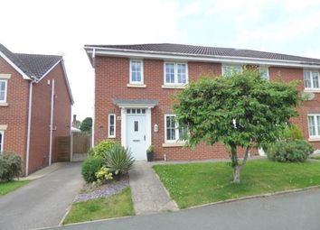 Thumbnail 3 bed semi-detached house for sale in Ferndale, Hyde, Greater Manchester