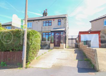 Thumbnail 3 bed semi-detached house for sale in Hollybank Gardens, Bradford, West Yorkshire