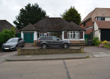 Thumbnail 3 bedroom detached bungalow for sale in Uppingham Road, Leicester