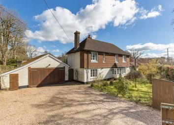 Thumbnail 5 bed detached house for sale in Mutton Hill, Dormansland, Surrey