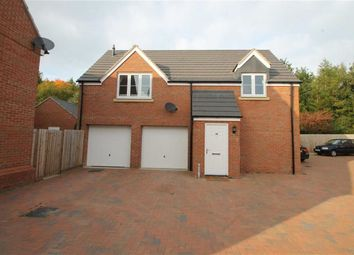 Thumbnail 2 bed flat to rent in Temple Crescent, Oxley Park, Milton Keynes