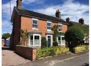Thumbnail 5 bed detached house for sale in Longslow Road, Market Drayton