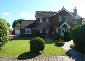 Thumbnail 5 bed detached house to rent in Locking Garth, Covenham St Mary, Louth