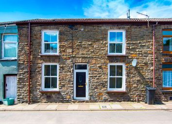 Thumbnail 3 bed terraced house for sale in Commercial Street, Bedlinog