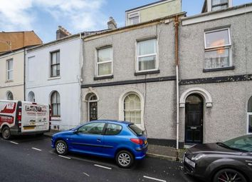 Thumbnail 4 bed terraced house for sale in Nelson Street, Plymouth