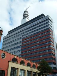 Thumbnail 1 bed flat for sale in Newhall Street, Birmingham