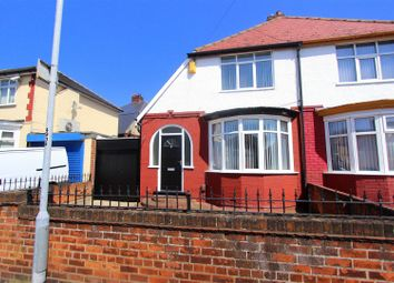 Thumbnail 2 bed semi-detached house to rent in Clifton Road, Darlington