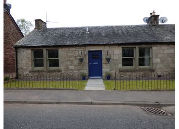 Thumbnail 2 bed cottage for sale in Main Road, Cupar