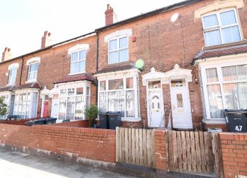 Thumbnail 4 bedroom terraced house for sale in Headingley Road, Handsworth