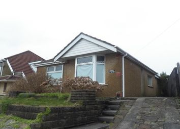 Thumbnail 2 bed bungalow to rent in Eigen Crescent, Mayhill, Swansea