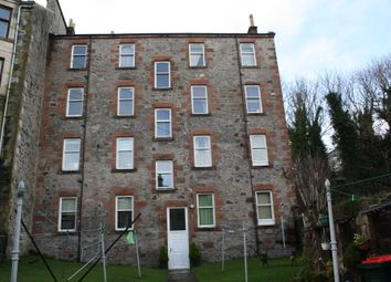 Thumbnail 2 bed flat for sale in 27 Argyle Street, Rothesay, Isle Of Bute