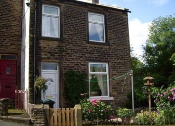 Thumbnail 3 bed end terrace house to rent in Hainworth Lane, Keighley, West Yorkshire