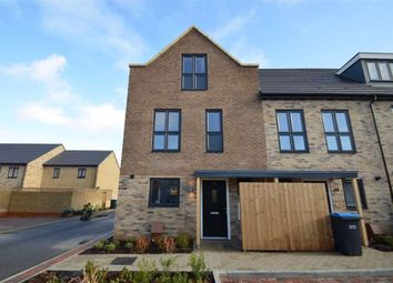 Thumbnail 4 bed town house for sale in Rodin Drive, Harlow, Essex