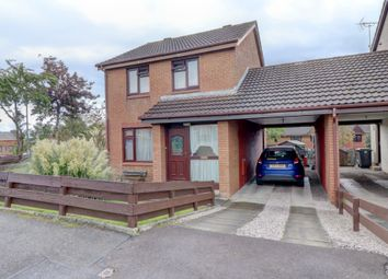 Thumbnail 3 bed link-detached house for sale in Howat Terrace, Dumfries