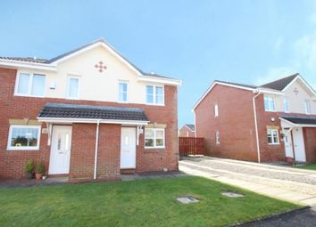 Thumbnail 2 bedroom semi-detached house for sale in Lochranza Lane, Lindsayfield, East Kilbride, South Lanarkshire