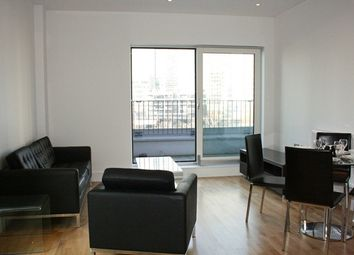 Thumbnail 1 bed flat to rent in Indescon Square, Canary Wharf, London