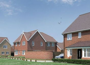 "Thumbnail 2 bedroom flat for sale in ""Dunlin Court"" at Reigate Road, Hookwood, Horley"