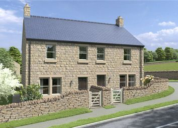 Thumbnail 3 bedroom semi-detached house for sale in Plot 1 Deer Glade, Darley, Harrogate, North Yorkshire