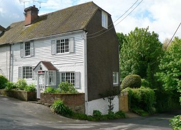 Thumbnail 4 bed end terrace house for sale in Chart Road, Chart Sutton, Maidstone