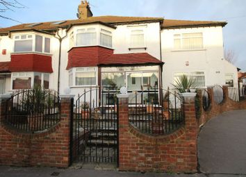 Thumbnail 4 bed end terrace house for sale in Green Lane, London