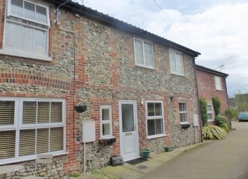 Thumbnail 2 bedroom terraced house for sale in Connaught Road, Attleborough