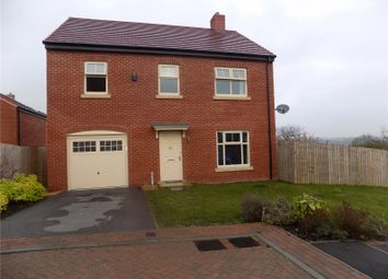 Thumbnail 4 bedroom detached house for sale in Zouche Close, Heanor, Derbyshire