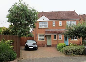 Thumbnail 2 bed semi-detached house to rent in Oakland Grove, Bromsgrove