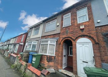 Thumbnail 2 bed terraced house for sale in Victoria Street, Mansfield