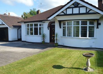 Thumbnail 2 bed detached bungalow for sale in Brown Lane, Heald Green, Cheadle