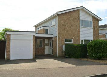Thumbnail 4 bed detached house for sale in Loder Avenue, Bretton, Peterborough, Cambridgeshire