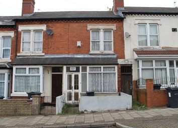 Thumbnail 3 bedroom terraced house for sale in Southfield Road, Edgbaston, Birmingham