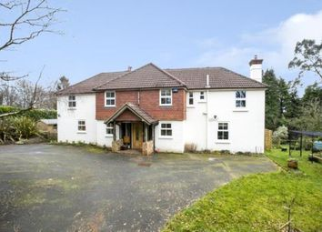 Thumbnail 5 bed detached house for sale in Warren Lane, Cross In Hand, Heathfield, East Sussex