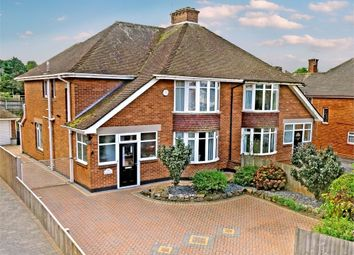 Thumbnail 3 bedroom semi-detached house for sale in Pinhoe Road, Exeter, Devon