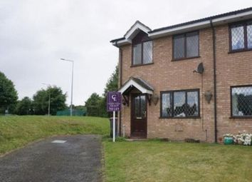 Thumbnail 3 bed terraced house to rent in Saxon Court, Apley, Telford