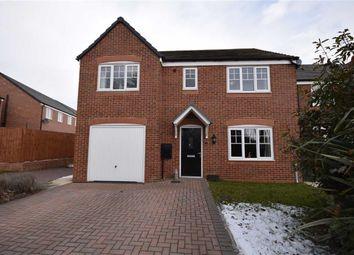Thumbnail 5 bed detached house for sale in Cottonwood Close, Walton Le Dale, Preston, Lancashire
