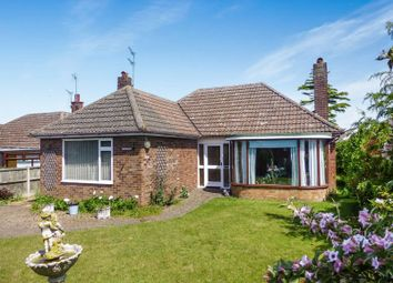 Thumbnail 3 bed detached bungalow for sale in Ormesby Road, Hemsby, Great Yarmouth