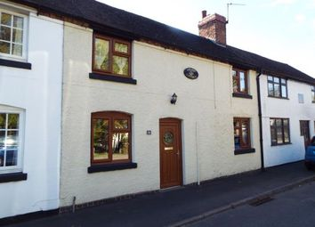 Thumbnail 2 bed terraced house for sale in Hinckley Road, Burton Hastings, Nuneaton, Warwickshire
