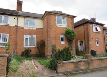 Thumbnail 3 bed semi-detached house for sale in Winforde Crescent, Braunstone, Leicester