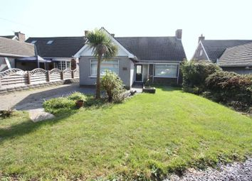 Thumbnail 2 bed detached bungalow for sale in Porthkerry Road, Rhoose, Barry