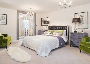 "Thumbnail 5 bedroom detached house for sale in ""Balshaw"" at Adlington Road, Wilmslow"