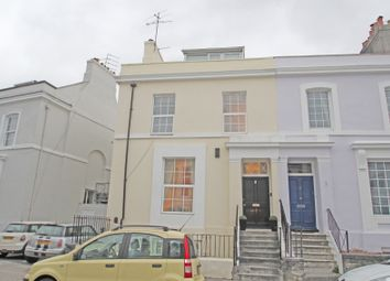 Thumbnail 4 bed end terrace house for sale in Fellowes Place, Millbridge, Plymouth
