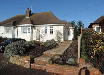 Thumbnail 3 bed semi-detached bungalow for sale in Pembury Grove, Bexhill On Sea, East Sussex