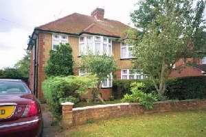 Thumbnail 3 bed semi-detached house to rent in Rupert Avenue, High Wycombe