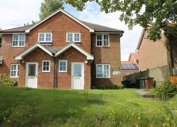 Thumbnail 1 bed terraced house to rent in Woodsgate Park, Bexhill-On-Sea