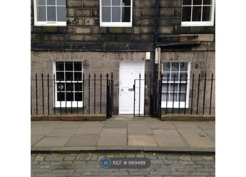 Thumbnail 1 bed flat to rent in Northumberland Place, Edinburgh
