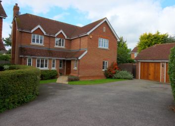 Thumbnail 5 bedroom detached house for sale in Rumballs Court, Thorley Lane, Thorley, Bishop's Stortford