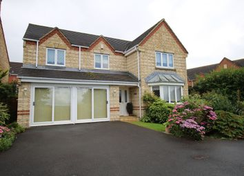 Thumbnail 5 bed detached house for sale in Bolts Croft, Chippenham