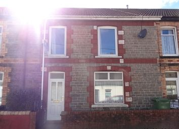 Thumbnail 1 bed terraced house to rent in Rees Terrace, Treforest, Pontypridd