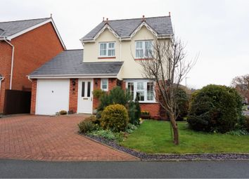 Thumbnail 3 bed detached house for sale in Maes Y Dafarn, Carno, Caersws