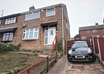 Thumbnail 3 bed semi-detached house for sale in Stupton Road, Sheffield